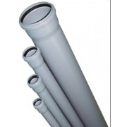 Труба канализационная внутренняя (ПВХ)