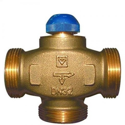 "HERZ Термостатичний клапан триходовий CALIS-TS-RD 1 1/4"" (DN32-1 1/2""РН)"