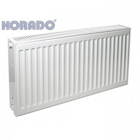 Стальной радиатор Korado тип 22 (500/1000) Чехия