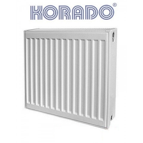 Стальной радиатор Korado тип 22 (500/700) Чехия
