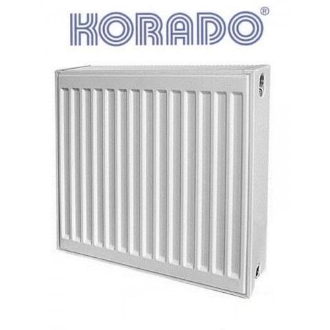 Стальной радиатор Korado тип 22 (500/800) Чехия