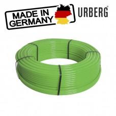 Труба для теплого пола Urberg 16х2.0 PEX-A с кислородным барьером