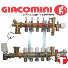 Коллектор Giacomini R557 на 2 выхода