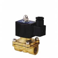 Клапан AquaWorld ВКл001-15з 1/2 (NC) нормально-закрытый