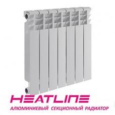 Алюминиевый радиатор Titan Heatline 500/96 (Чехия)