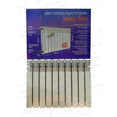 Биметаллический радиатор Тепло Линия 500/80