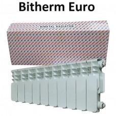 Биметаллический радиатор Bitherm Euro 350/80