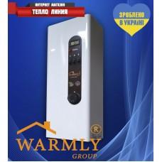 Электрический котел Warmly WCS 4,5 кВт 220/380 В
