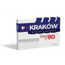 Биметаллический радиатор Krakow 500/80