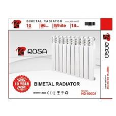 Биметаллический радиатор Rosa 500/96