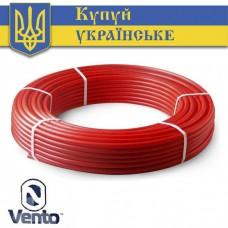 Труба для теплого пола Vento 16x2.0 PE-RT с кислородным барьером
