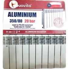 Алюминиевый радиатор Aquavita 350/80 (Original)