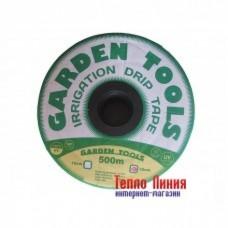 Лента капельного полива щелевая Garden Tools 20 см (1000 м)