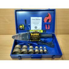 Паяльник для полипропиленовых труб Kalde (20-63) Турция