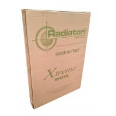 Биметаллический радиатор Radiatori XTREME 2000 500/100