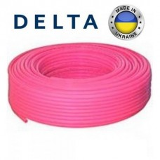 Труба для теплого пола Delta 16x2.0 PE-RT без кислородного барьера