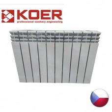 Биметаллический радиатор Koer 500/120