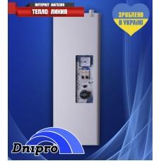 Электрический котел Днипро 12 кВт Мини (с насосом Wilo)