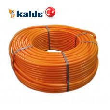 Труба для теплого пола KALDE Oxygen bariered 16x2,0 мм. (orange)