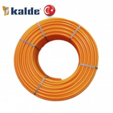 Труба для теплого пола Kaide 16x2.0 с кислородным барьером