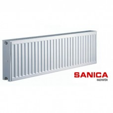 Стальной радиатор Sanica тип 22 (300/1000) Турция