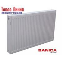 Стальной радиатор Sanica тип 22 (500/1000) Турция