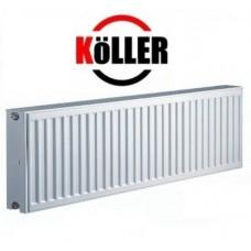 Стальной радиатор Koller тип 22 (300/400) Германия