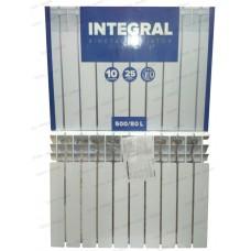Биметаллический радиатор Integral 500/80
