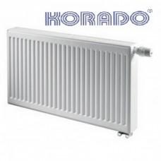 Стальной радиатор Korado тип 22 (500/1200) Чехия (нижн. подкл.)