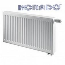 Стальной радиатор Korado тип 22 (500/1100) Чехия (нижн. подкл.)