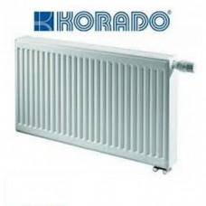 Стальной радиатор Korado тип 11 (300/900) Чехия (нижн. подкл.)