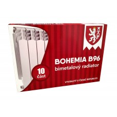 Биметаллический радиатор Bohemia B96 500/96