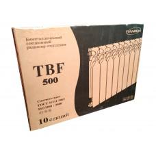 Биметаллический радиатор TIANRUN TBF 500/80