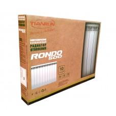 Биметаллический радиатор TIANRUN RONDO 500/88