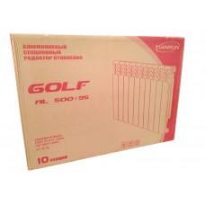 Алюминиевый радиатор Tianrun Golf 500/95 (с возможностью нижнего подключения)