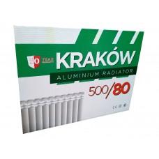 Алюминиевый радиатор Krakow 500/80