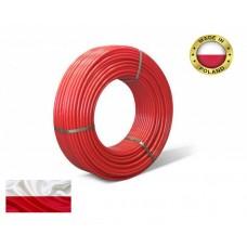 Труба для теплого пола polterm standard 16х2 pe-rt с кислородным барьером