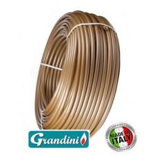 Труба для теплого пола grandini pex-a 16х2 мм с кислородным барьером
