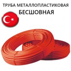 Труба металлопластиковая unipex бесшовная 16х2