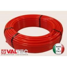 Труба для теплого пола valtec pex-evoh 16х2 с кислородным барьером