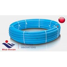 Труба для теплого пола blue ocean 16х2 без кислородного барьера