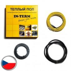 Универсальный нагревательный кабель двужильный IN-THERM ADSV 20 Вт/м 2790 Вт. для укладки в стяжку