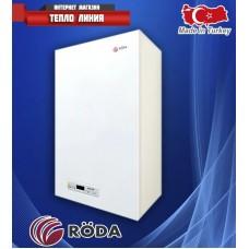 Газовый котел Roda Eco Duo OC 24 (дым. 2 теплообменника)