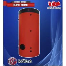Буферная емкость Roda RBDS-1000 (с верхним и нижним змеевиком)