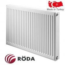 Стальной радиатор Roda 11 R тип (500/400) Турция