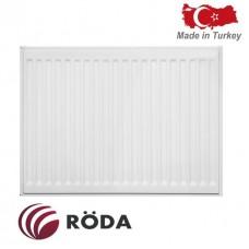 Стальной радиатор Roda 22 VK R тип (500/2400) нижнее подключение