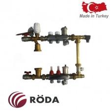 Коллектор Roda на 2 выхода