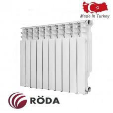Алюминиевый радиатор Roda RAL 500/96 Турция