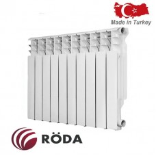 Биметаллический радиатор Roda RBM 500/96 Турция