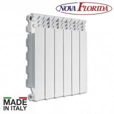 Алюминиевый радиатор NovaFlorida ExtrathermSerir Super B4 800/100